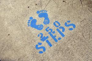250 koraka