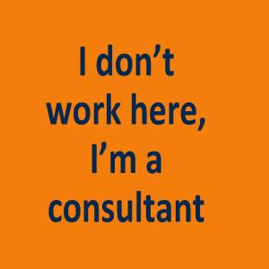 consultant orange