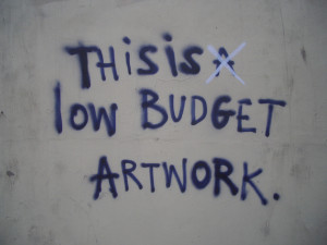 law budget artwork