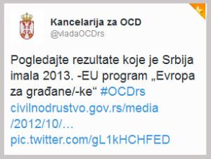 Tvit Kancelarija OCD 1