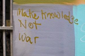 Evaluacija knowledge not war