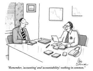 evaluacija accounting-accountability